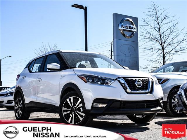 2019 Nissan Kicks SV (Stk: N20065) in Guelph - Image 1 of 22