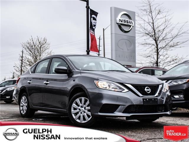 2019 Nissan Sentra 1.8 S (Stk: N20059) in Guelph - Image 1 of 21