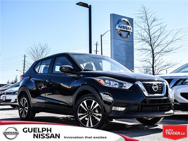 2019 Nissan Kicks SV (Stk: N20061) in Guelph - Image 1 of 22
