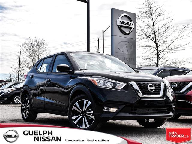 2019 Nissan Kicks SV (Stk: N20054) in Guelph - Image 1 of 21