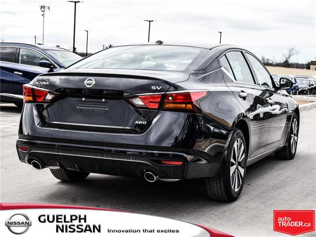 2019 Nissan Altima 2.5 SV (Stk: N19889) in Guelph - Image 6 of 23