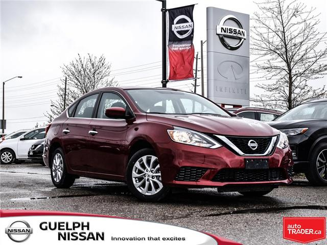 2019 Nissan Sentra 1.8 SV (Stk: N19892) in Guelph - Image 1 of 22