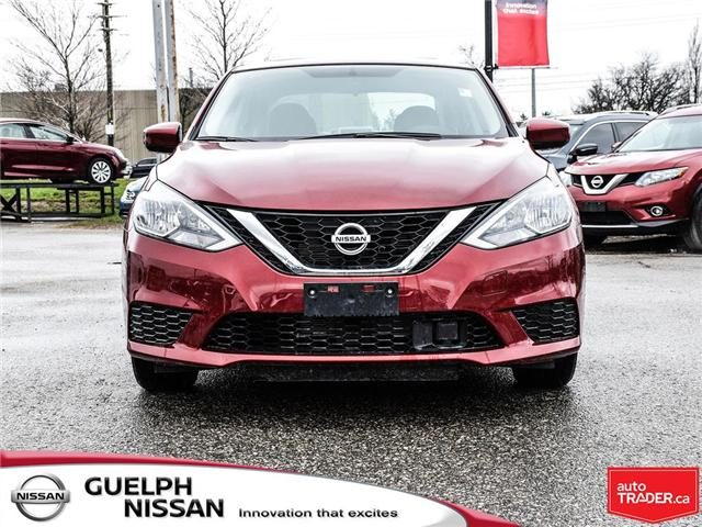 2019 Nissan Sentra 1.8 SV (Stk: N19892) in Guelph - Image 2 of 22