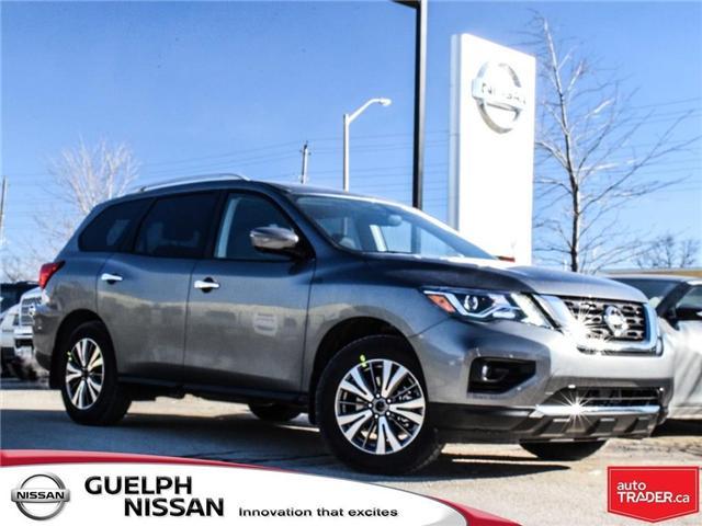 2019 Nissan Pathfinder SL Premium (Stk: N19908) in Guelph - Image 1 of 21