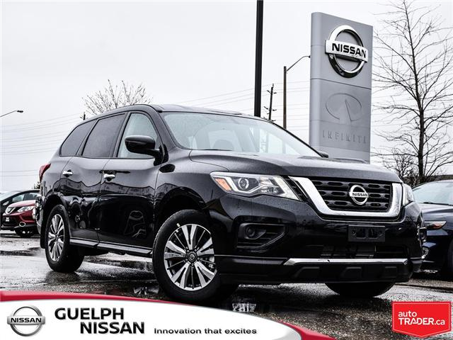 2019 Nissan Pathfinder S (Stk: N19919) in Guelph - Image 1 of 22