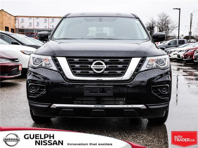 2019 Nissan Pathfinder S (Stk: N19919) in Guelph - Image 2 of 22