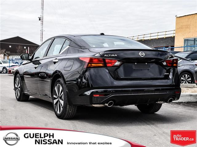 2019 Nissan Altima 2.5 SV (Stk: N19917) in Guelph - Image 4 of 23