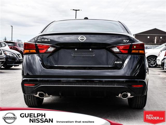 2019 Nissan Altima 2.5 SV (Stk: N19917) in Guelph - Image 5 of 23