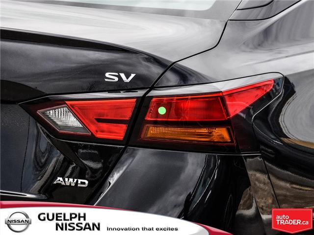 2019 Nissan Altima 2.5 SV (Stk: N19917) in Guelph - Image 7 of 23