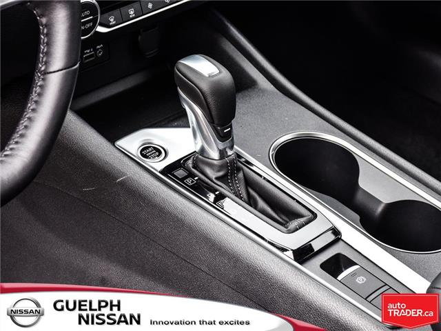 2019 Nissan Altima 2.5 SV (Stk: N19917) in Guelph - Image 11 of 23