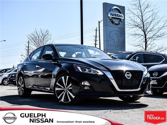 2019 Nissan Altima 2.5 Platinum (Stk: N19918) in Guelph - Image 1 of 24