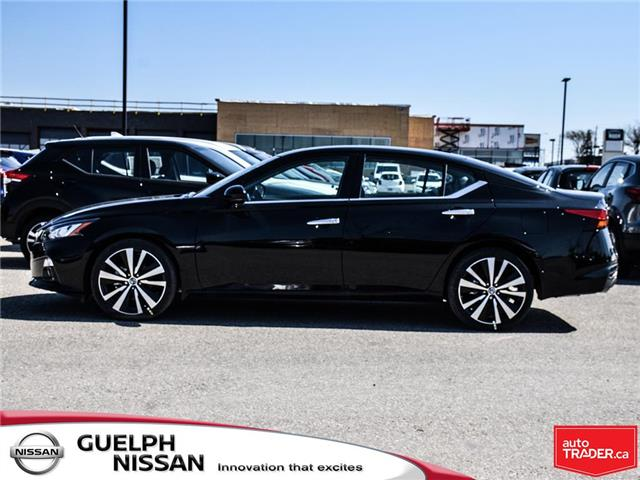 2019 Nissan Altima 2.5 Platinum (Stk: N19918) in Guelph - Image 3 of 24