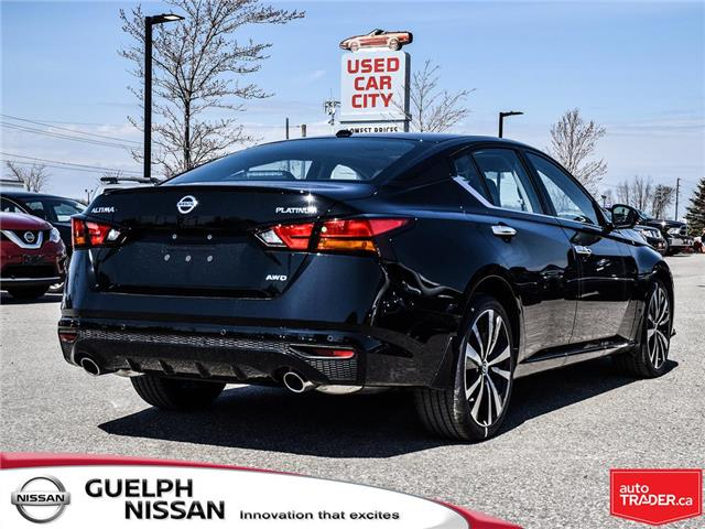 2019 Nissan Altima 2.5 Platinum (Stk: N19918) in Guelph - Image 6 of 24