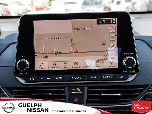 2019 Nissan Altima 2.5 Platinum (Stk: N19918) in Guelph - Image 17 of 24