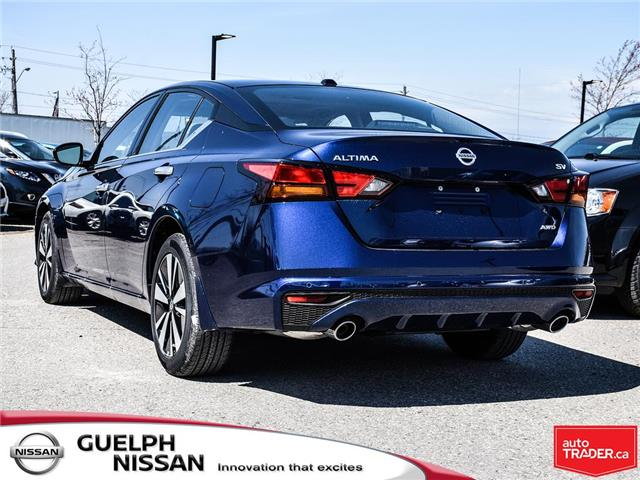 2019 Nissan Altima 2.5 SV (Stk: N19927) in Guelph - Image 3 of 22