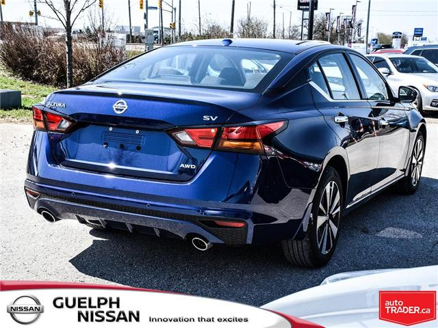 2019 Nissan Altima 2.5 SV (Stk: N19927) in Guelph - Image 5 of 22
