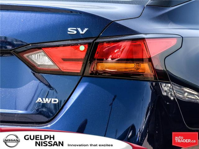 2019 Nissan Altima 2.5 SV (Stk: N19927) in Guelph - Image 6 of 22