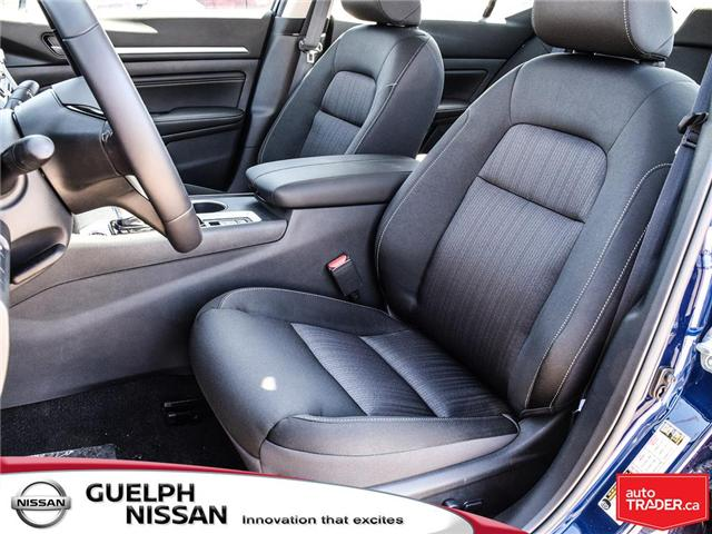 2019 Nissan Altima 2.5 SV (Stk: N19927) in Guelph - Image 12 of 22