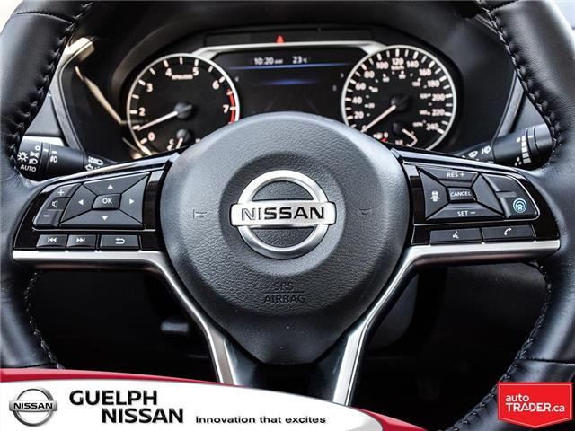 2019 Nissan Altima 2.5 SV (Stk: N19927) in Guelph - Image 18 of 22
