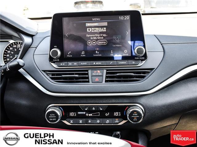 2019 Nissan Altima 2.5 SV (Stk: N19927) in Guelph - Image 20 of 22
