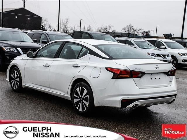 2019 Nissan Altima 2.5 SV (Stk: N19928) in Guelph - Image 4 of 23