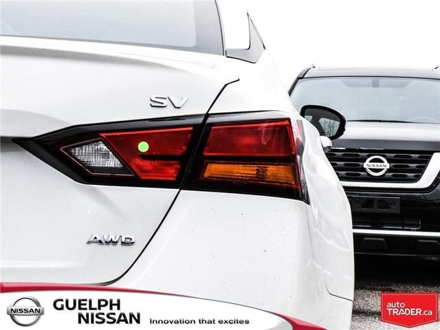 2019 Nissan Altima 2.5 SV (Stk: N19928) in Guelph - Image 7 of 23