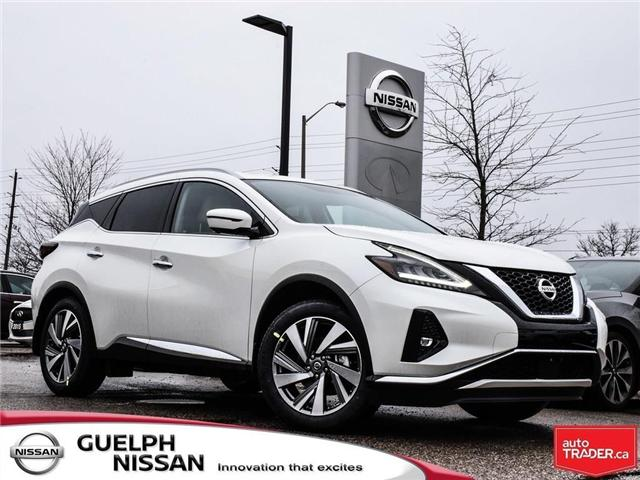 2019 Nissan Murano SL (Stk: N19930) in Guelph - Image 1 of 23