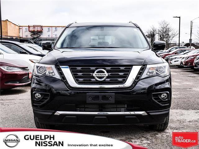 2019 Nissan Pathfinder Platinum (Stk: N19943) in Guelph - Image 2 of 26