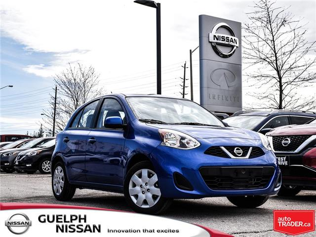 2019 Nissan Micra SV (Stk: N19946) in Guelph - Image 1 of 21