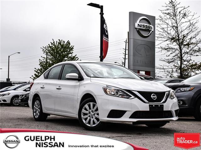 2019 Nissan Sentra 1.8 S (Stk: N20115) in Guelph - Image 1 of 22