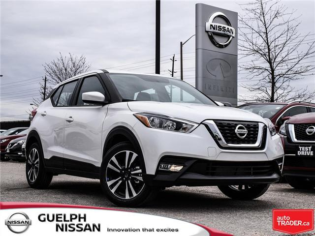 2019 Nissan Kicks SV (Stk: N20125) in Guelph - Image 1 of 21