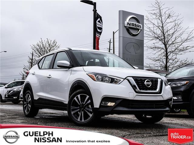 2019 Nissan Kicks SV (Stk: N20141) in Guelph - Image 1 of 23