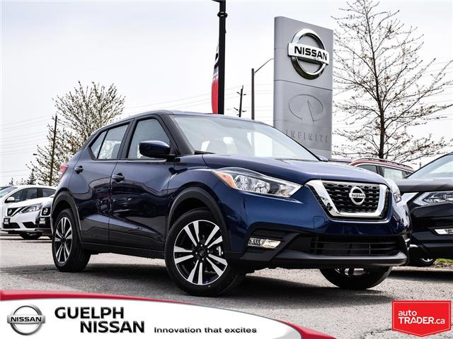 2019 Nissan Kicks SV (Stk: N20154) in Guelph - Image 1 of 19