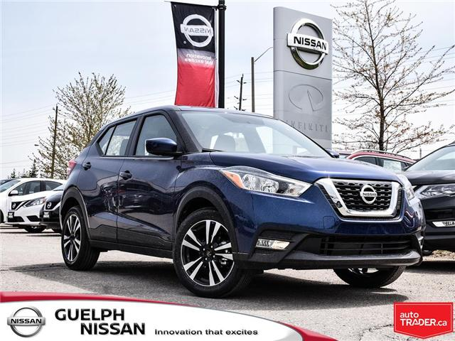 2019 Nissan Kicks SV (Stk: N20155) in Guelph - Image 1 of 16
