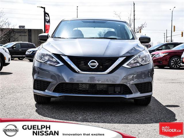 2019 Nissan Sentra 1.8 SV (Stk: N20157) in Guelph - Image 2 of 22
