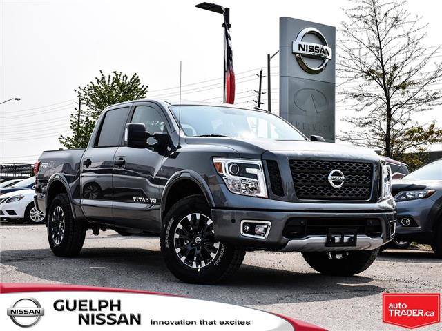 2019 Nissan Titan PRO-4X (Stk: N20170) in Guelph - Image 1 of 26