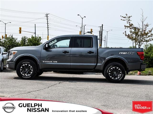 2019 Nissan Titan PRO-4X (Stk: N20170) in Guelph - Image 3 of 26