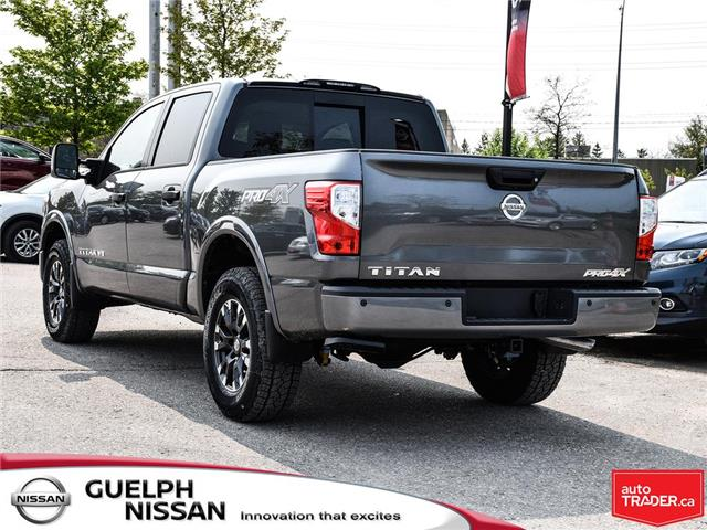 2019 Nissan Titan PRO-4X (Stk: N20170) in Guelph - Image 4 of 26