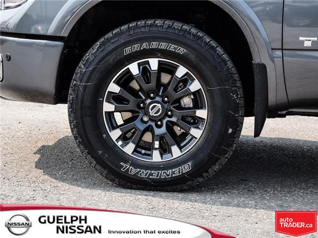 2019 Nissan Titan PRO-4X (Stk: N20170) in Guelph - Image 9 of 26
