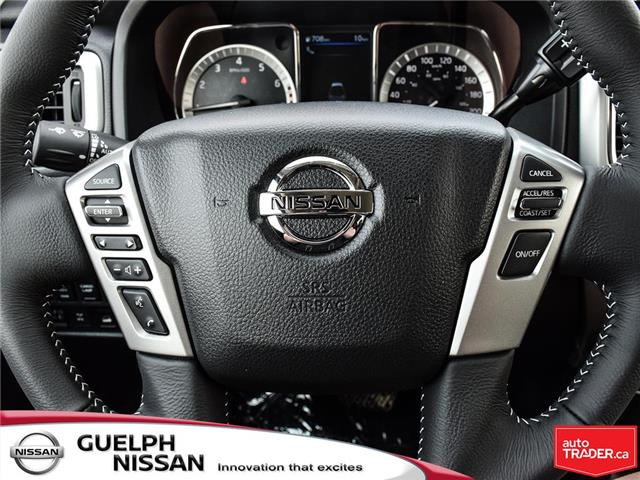 2019 Nissan Titan PRO-4X (Stk: N20170) in Guelph - Image 17 of 26