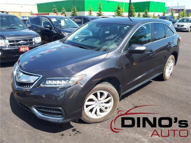 2016 Acura RDX Base (Stk: 800774) in Orleans - Image 1 of 29