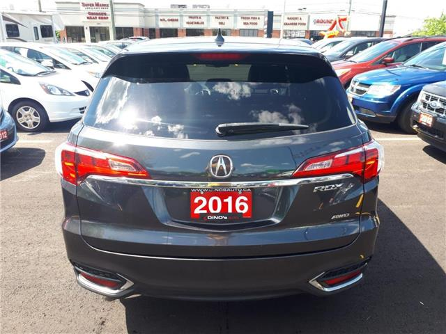 2016 Acura RDX Base (Stk: 800774) in Orleans - Image 3 of 29