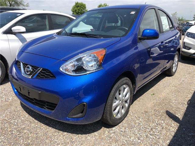 2019 Nissan Micra SV (Stk: V0493) in Cambridge - Image 1 of 5