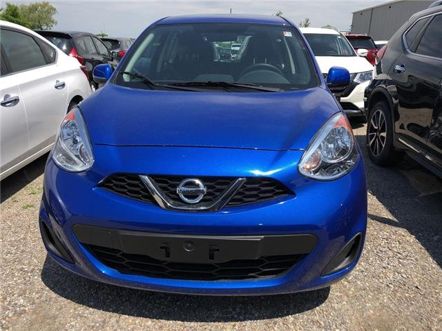 2019 Nissan Micra SV (Stk: V0493) in Cambridge - Image 2 of 5