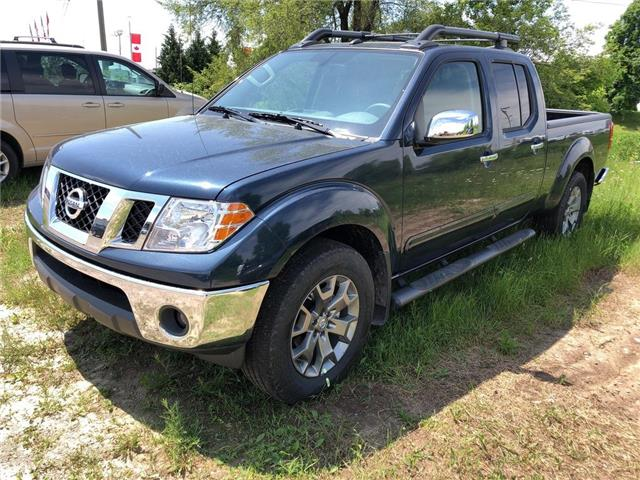 2019 Nissan Frontier SL (Stk: V0499) in Cambridge - Image 1 of 5