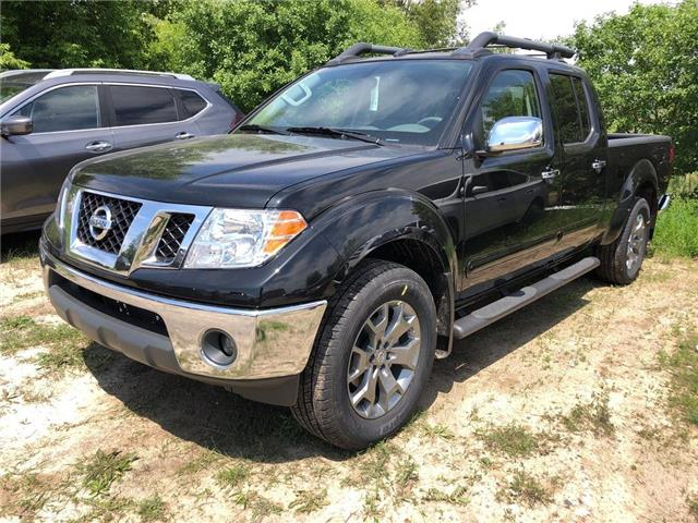 2019 Nissan Frontier SL (Stk: V0498) in Cambridge - Image 1 of 5