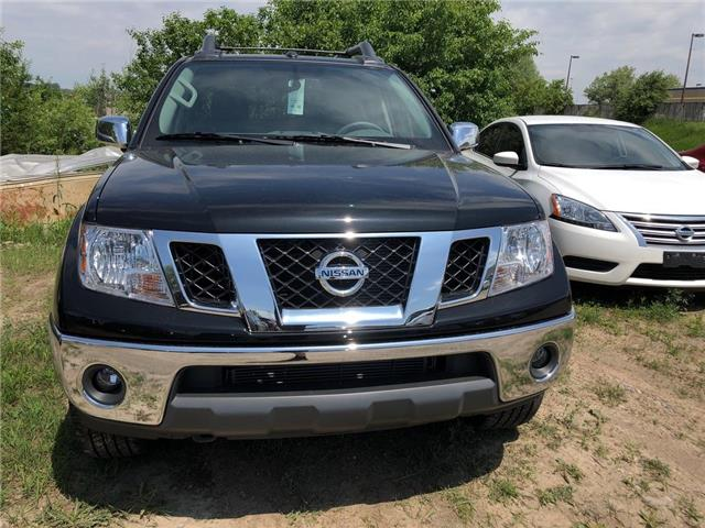 2019 Nissan Frontier SL (Stk: V0498) in Cambridge - Image 2 of 5