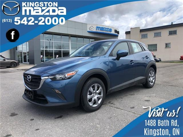 2019 Mazda CX-3 GX (Stk: 19T018) in Kingston - Image 1 of 1