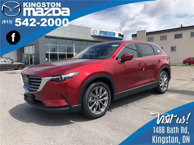 2019 Mazda CX-9 GS-L (Stk: 19T098) in Kingston - Image 1 of 16
