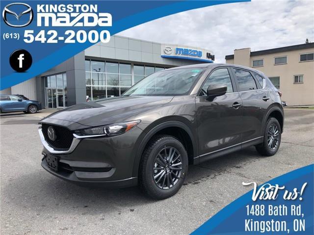 2019 Mazda CX-5 GS (Stk: 19T106) in Kingston - Image 1 of 15